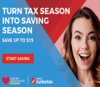 Turn tax season into saving season